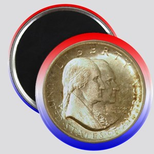 American Independence Coin Magnet
