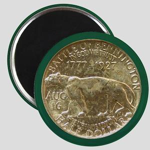 Vermont Sesquicentennial Coin Magnet
