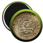 Iowa Centennial Coin 2.25