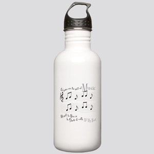 Gift of Music #1 Stainless Water Bottle 1.0L