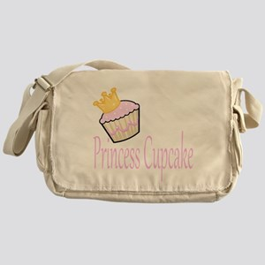 Princess Cupcake Messenger Bag