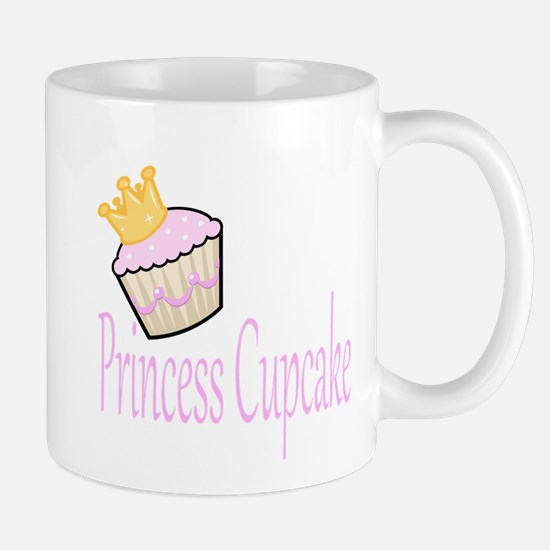 Princess Cupcake Mug