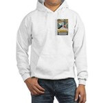 Gumshoe Wheat Hooded Sweatshirt
