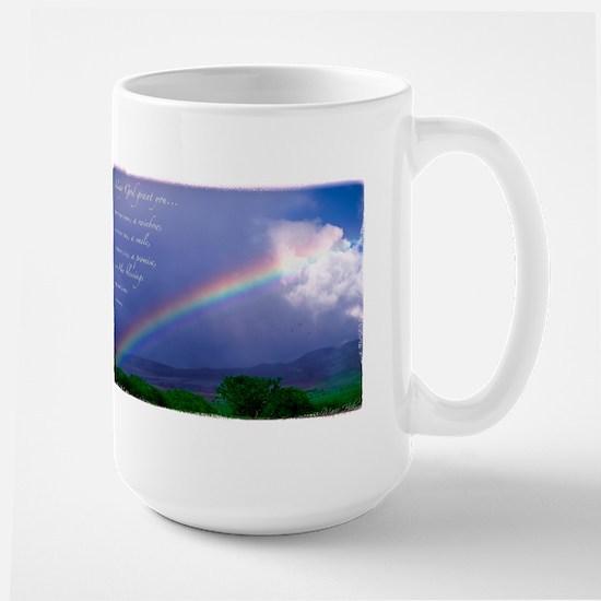 Rainbow Blessing Mugs