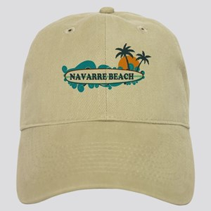 Navarre Beach - Surf Design. Cap