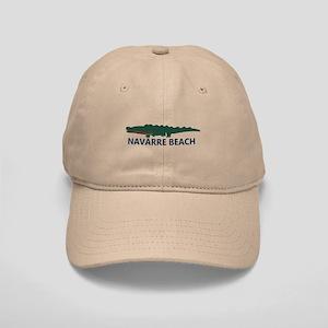 Navarre Beach - Alligator Design. Cap