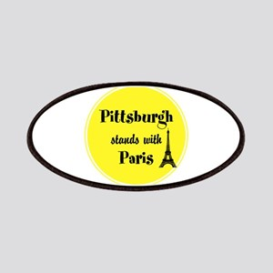 Pittsburgh stands with Paris Patch