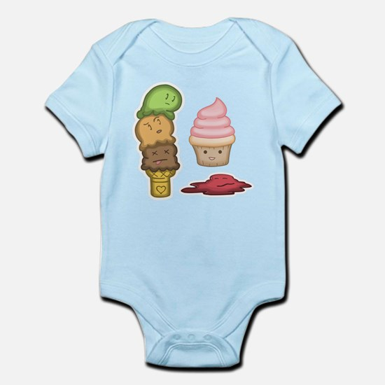 Ice Creamocide Body Suit