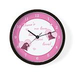 Mini Love Mini Macaw Clock 1