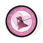 Mini Love Mini Macaw Clock 3