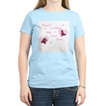 Mini Love Women's Pink T-Shirt