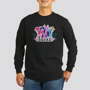 My Little Pony Squad Long Sleeve Dark T-Shirt