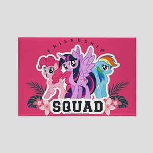 My Little Pony Squad Rectangle Magnet
