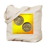 California Diamond Jubilee Coin Tote Bag