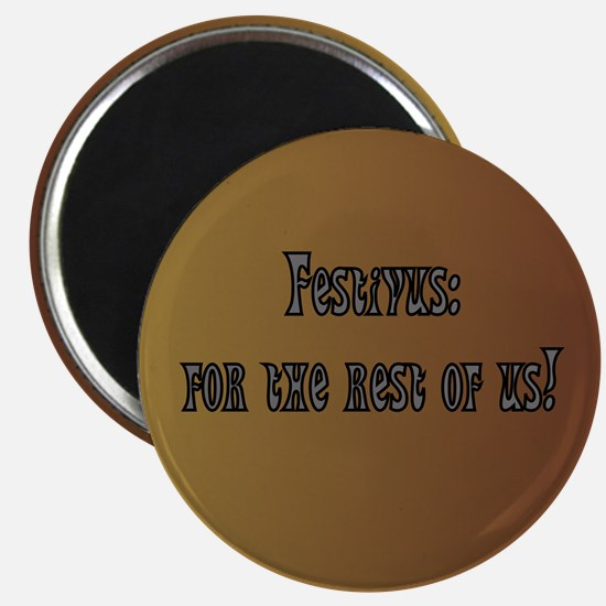 FESTIVUS™ Magnets, 10 pack, round