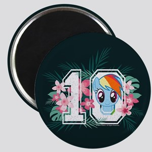 My Little Pony Athletic Magnet