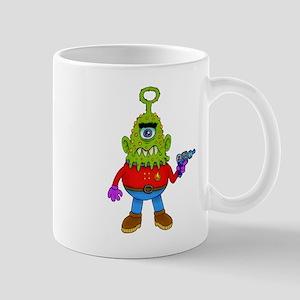 Alien Cyclops Beasty Mug