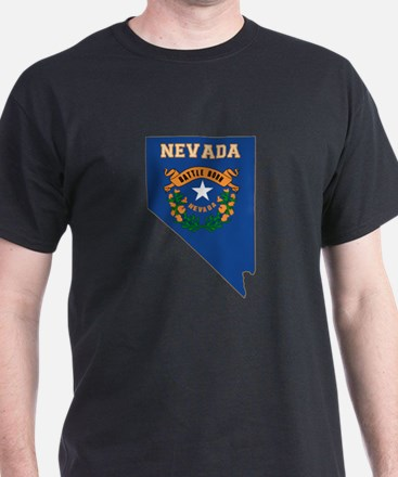 Nevada Flag T-Shirt
