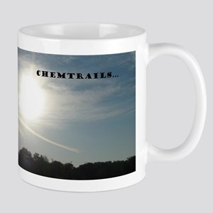Chemtrails in the Bible Mug