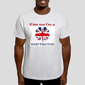 Whittington Family Ash Grey T-Shirt