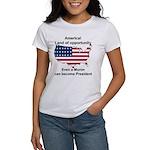 Elect a moron! Women's T-Shirt