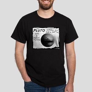 Pluto Has a Posse Dark T-Shirt
