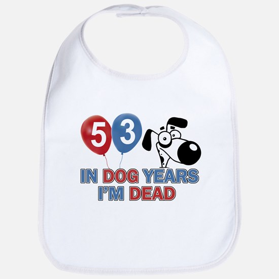 53 year old gift ideas Bib
