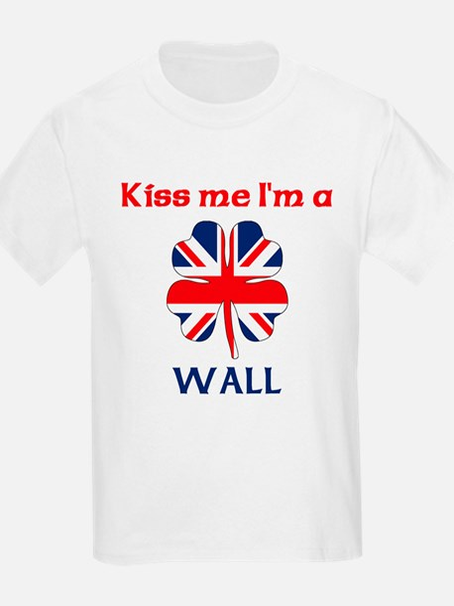 Wall Family Kids T-Shirt