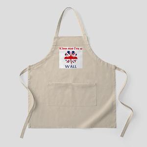 Wall Family BBQ Apron