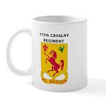 113TH CAVALRY REGIMENT Mug