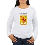 113TH CAVALRY REGIMENT Women's Long Sleeve T-Shirt