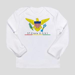 VI Rasta Long Sleeve T-Shirt