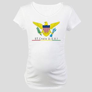 VI Rasta Maternity T-Shirt