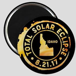 Eclipse Idaho Magnet