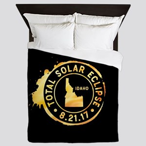 Eclipse Idaho Queen Duvet