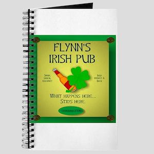 IRISH PUB PERSONALIZED Journal