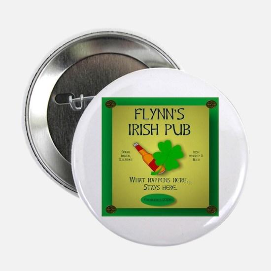 IRISH PUB PERSONALIZED Button