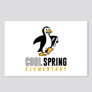 Cool Spring Elementary Postcards (Package of 8)