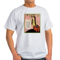 The Great Moment (1921) Ash Grey T-Shirt