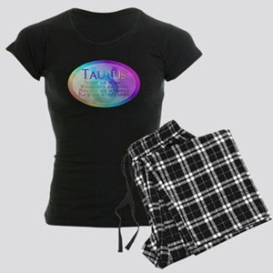 Taurus Women's Dark Pajamas