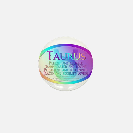 Taurus Mini Button