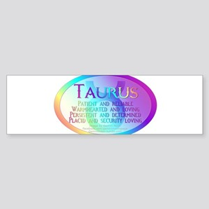 Taurus Sticker (Bumper)