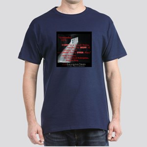 Shawshank Hope Red Dark T-Shirt