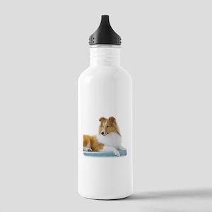 Shetland Sheepdog AF113D-030 Stainless Water Bottl