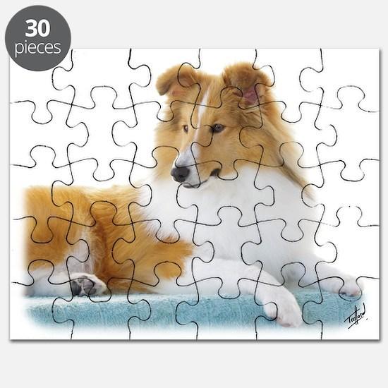 Shetland Sheepdog AF113D-030 Puzzle
