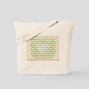 florence blanket 2 Tote Bag