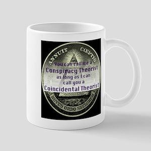 Coincidental Theorist Mug