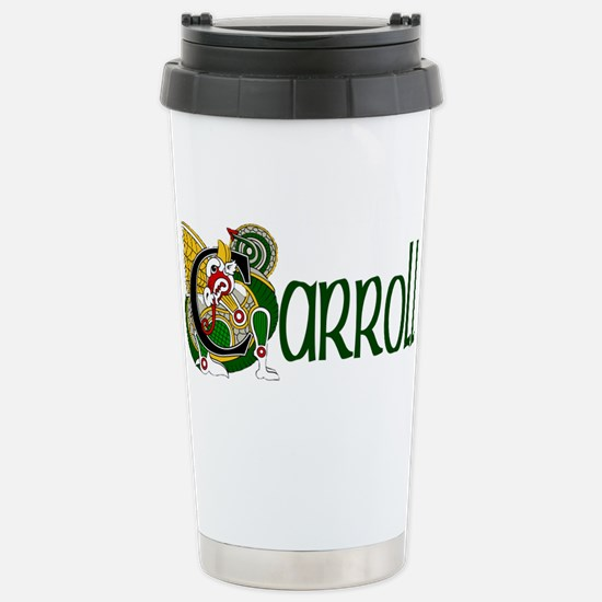 Carroll Celtic Dragon Mugs