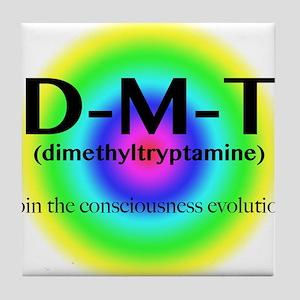 DMT Evolution Tile Coaster