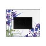 Atom Flowers #39 Picture Frame [Horizontal]